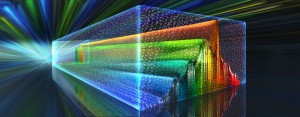 Largest Gain With Optical Amplifier on CMOS Chip at Telecommunications Wavelength