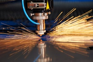 Industrial laser processing