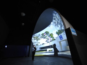 Jenoptik Opens Dome Theater for Laser Projector Lens Testing