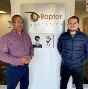 Raptor adds two to its sales team