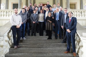 12-13 December 2017, PASSION project partners kick-off meeting at Politecnico di Milano