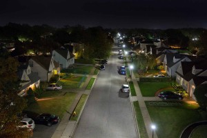 Hempstead, New York illuminates with LEDs