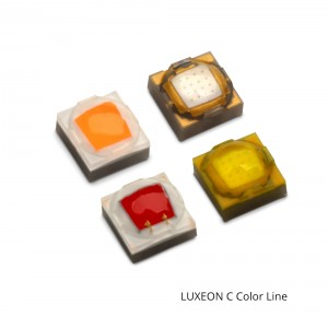Lumileds Expands, Improves Luxeon C Color Line