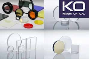 Knight Optical Increases Range of Stock and Custom Optics for LiDAR