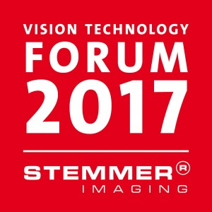 Stemmer Imaging UK Vision Technology Forum Program