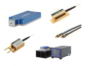 Lumics products distributed by Laser Components