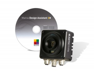 The Vision Show 2016 Matrox Imagings design assistant vision software for Iris GTR Smart Camera