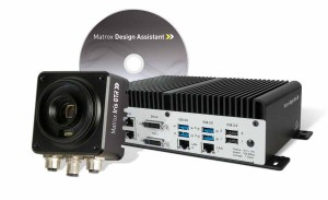 Matrox product preview at Pack Expo