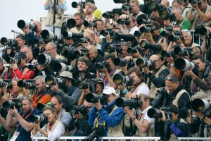 Media at the Olympics Photo courtesy of IOC