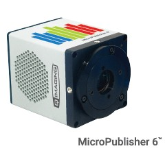 QImaging Releases MicroPublisher 6 Color Camera for Research Publication and Documentation