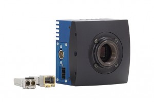 Designed for multi-camera automation systems, the Mikrotron EoSens Creation Series enables engineers to embed a custom IP into a 2-megapixel 10GigE GenICam camera equipped with a XiLINX Kintex Ultrascale FPGA and an additional on-board 2GB DDRD of memory