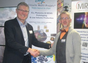 CMP Becomes Broker for European Mid-Infrared Technologies