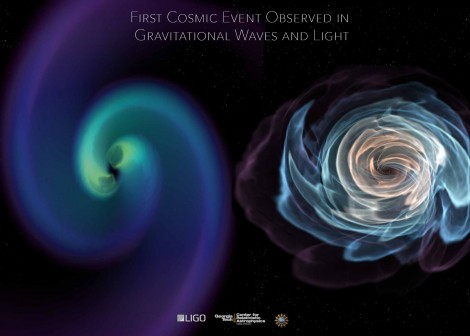 First cosmic event