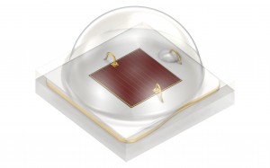Osram is expanding its photonics portfolio for horticultural applications with the new generation of Oslon Square Hyper Red