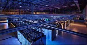 Data center Photo by Google