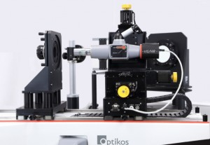 Laser 2017 Optikos demonstrates OpTest lens measurement systems