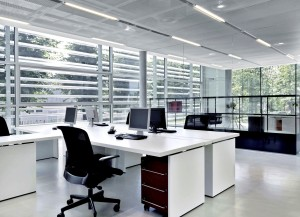 The new LED is ideal for replacing fluorescent tubes