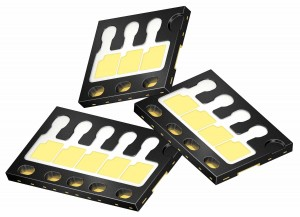 Osram Oslon Black Flat LED family
