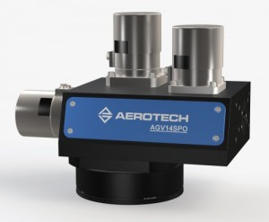AGV-SPO from Aerotech Laser scanner for a wide range of applications from additive manufacturing to medical devices