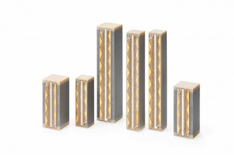 Highly reliable PICMA�������������������® stack multilayer piezo actuators are available in numerous designs with different displacement modes.