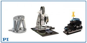 Nanopositioning SolutionsSystems, by PI