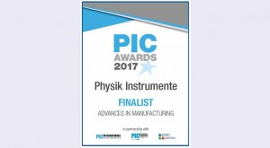 PIs Fast Multichannel Photonics Alignment Engine is a PIC Award 2017 Finalist in Advances in Manufacturing