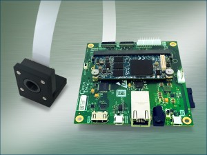 Embedded imaging from Critical Link