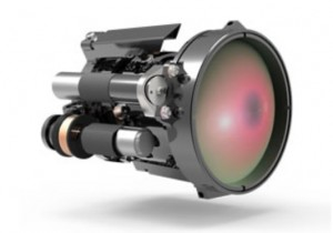 Ophir LightIRTM Continuous Zoom Lens for Drones and UAVs