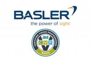 Basler sales team certified