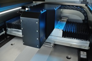 Laboratory system Processing head for scalable SLM machine designs