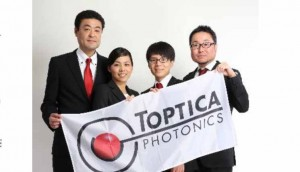 The new team of TOPTICA KK is looking forward to supporting the Japanese laser market