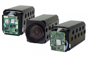 AF-Zoom Block Cameras with Tamron MP2030M-GS