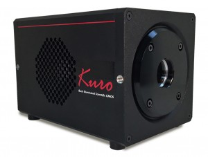 KURO 2048B 4 mp, back-lit, scientific CMOS camera from Princeton Instruments