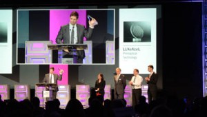 LUXeXel wins Prism Award fro Printoptical Technology