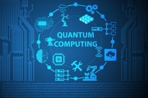 advancing quantum computing with holography