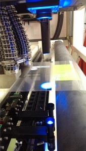 VisionPerfoControl - ROFINs high precision monitoring system for laser micro-perforated holes in transparent films