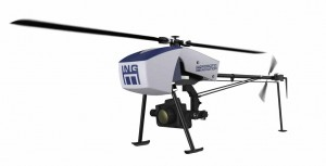 Robotic aircraft equipped with IR perform a variety of aerial inspections