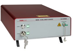 MEMS-VCSEL Swept-Wavelength Laser Sources From Thorlabs