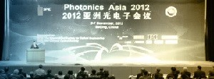 SPIE COS Photonics Asia 2012 image