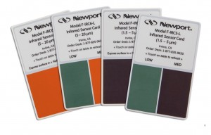 Mid-infrared sensor cards by Newport