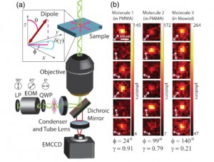 Enhanced Super-Resolution Microscopy Reveals DNA Nanoscale Details - Experimental overview