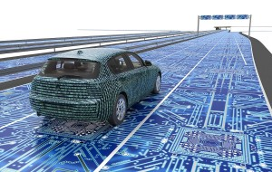 Autonomous technologies take to the road