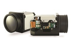 Sierra-Olympic CZ 320 continuous zoom thermal chassis camera