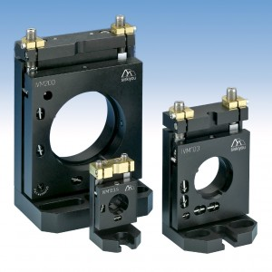 IVM Series Two-Axis Kinematic Optical Mounts From Siskiyou