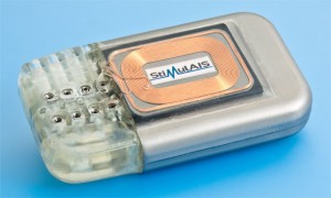 Prototype of the implantable device