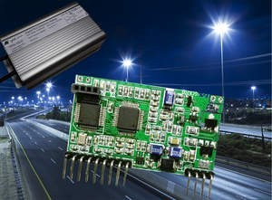 GridComms intelligent street lighting is designed to cut costs and reduce emissions
