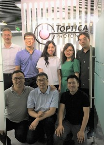 Toptica Photonics China
