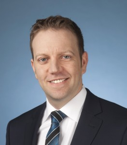 Stefan Fickenscher, new managing director of Trumpf Canada