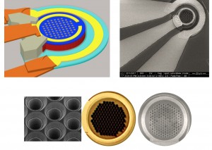 Faster Silicon Photodiodes with Photon-Trapping Microstructures