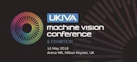 UKIVA Machine Vision 2018 First keynote speech announced